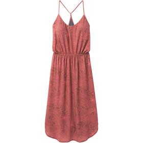 Prana Ayla Dress Women, rood